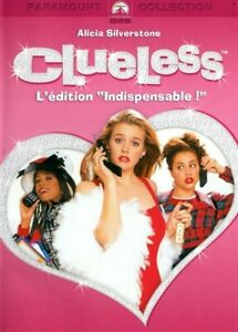 DVD-Clueless-Alicia-Silverstone-Occasion