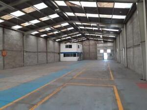 Bodega Industrial - Toluca