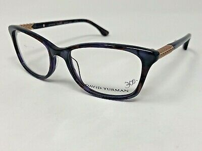 Topaz Blue//Blue Transparent Vogue VO5103 Eyeglass Frames 2471-51