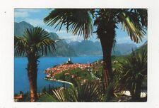 Malcesine Lago di Garda Panorama Postcard Italy 560a