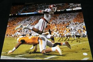 STERLING-SHEPARD-AUTOGRAPHED-SIGNED-OKLAHOMA-SOONERS-16x20-PHOTO-JSA