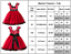 Enfants-Filles-Minnie-Mouse-Tutu-Dress-Party-Holiday-Robes-Summer-Sundress-Outdoor miniature 6