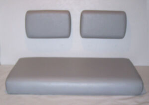 MELEX GOLF CART REPLACEMENT SEAT SET - See the color chart to choose your color