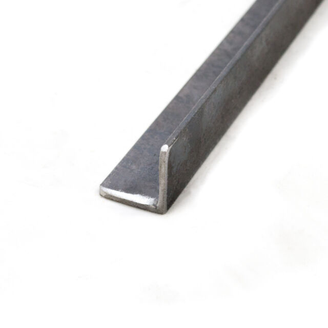 Mild Steel Angle | 25mm x 25mm 3mm Thick | 0.5m - 6m Lengths