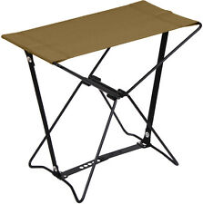 Swell Rothco 45450 Coyote Folding Camp Stool Pdpeps Interior Chair Design Pdpepsorg