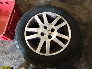 Honda Civic Rueda de Repuesto 195/60/15