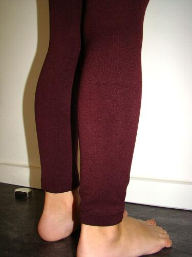 Baumwolle,Winterhose Colorful Kinder THERMO warme Leggings,1-12 Jahre,9 Farben