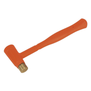 BFH12-Sealey-Tools-Brass-Faced-Dead-Blow-Hammer-12oz-Hammers-Hammers