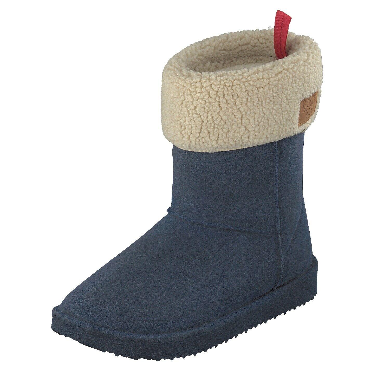 Gosch Gosch Gosch zapatos Sylt - Mujer botas de Goma 7118-602-8 Forro Cálido Azul Talla 36-42  las mejores marcas venden barato