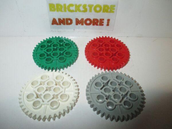 DéTerminé Lego - Technic Gear 40 Tooth 3649 Choose Color & Quantity
