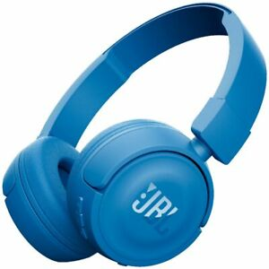 JBL-Wireless-On-ear-Headphones-Blue-T450BT