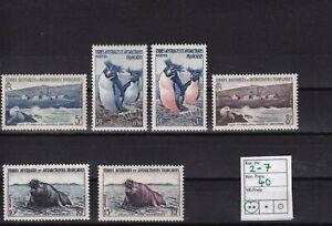 MiNr-2-7-Franz-Geb-i-d-Antarktis-Postfrisch