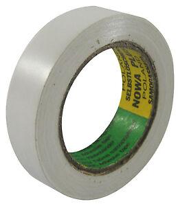 Weiss-Elektro-Isolierband-Klebeband-Isolierband-Isoband-Tape-Isoliertape-NEU