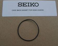 SEIKO DIVER CASE BACK GASKET JAPAN MADE 6309 6105 7548 7C43 7S26 7002