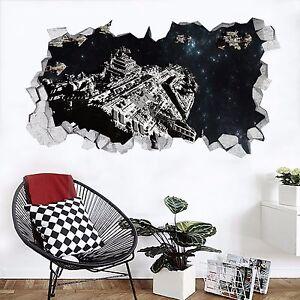 3D Black white character Art Wall Paper Wall Print Decal Wall AJ WALLPAPER CA