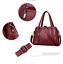 Genuine-Leather-Women-Vintage-Crossbody-Shoulder-Bags-Lady-Casual-Totes-Handbag thumbnail 10
