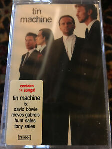 ITALY-MC-NEW-Tin-Machine-David-Bowie-NO-LP-CD-13