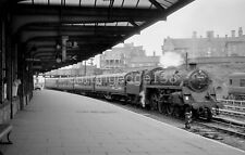 35mm Railway Negative: Standard 4MT 75042 at Leicester Midland, 23/07/1962 5/420