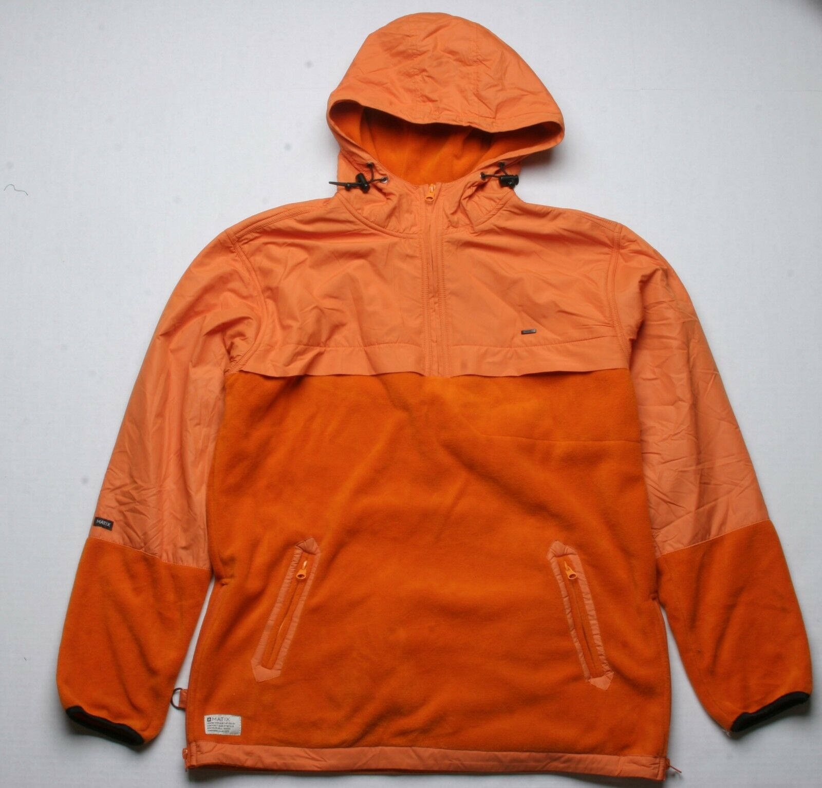 Matix Altitude Fleece (L) Orange