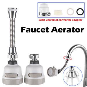 Tap-Swivel-Head-360-Degree-Extender-Water-Bubbler-Nozzle-Faucet-Aerator