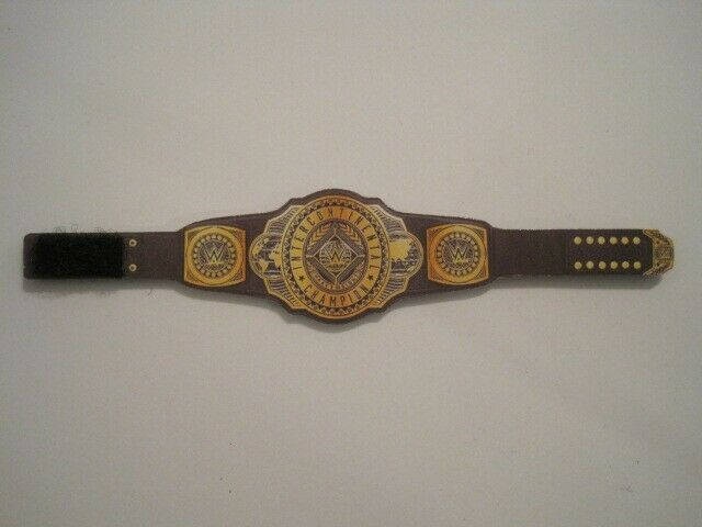 Custom World Class Championship Wrestling WCCW ceintures pour WWE Mattel figures lot