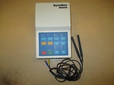 Schiller Dynaflow Micro Mit 2 Sonden 4 Mhz Und 10 Mhz Einfach Zu Schmieren