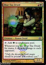 MTG - Dragon's Maze - Zhur-Taa Druid - Foil - NM