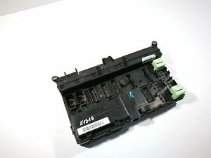 Details about BMW X5 E-SERIES FUSE BOX 8380407 / E1319 on