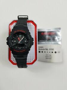 Casio-G-Shock-G100-1BV-Men-Wrist-Mud-Watch-Black-Red-Military-Rugged-Spartan