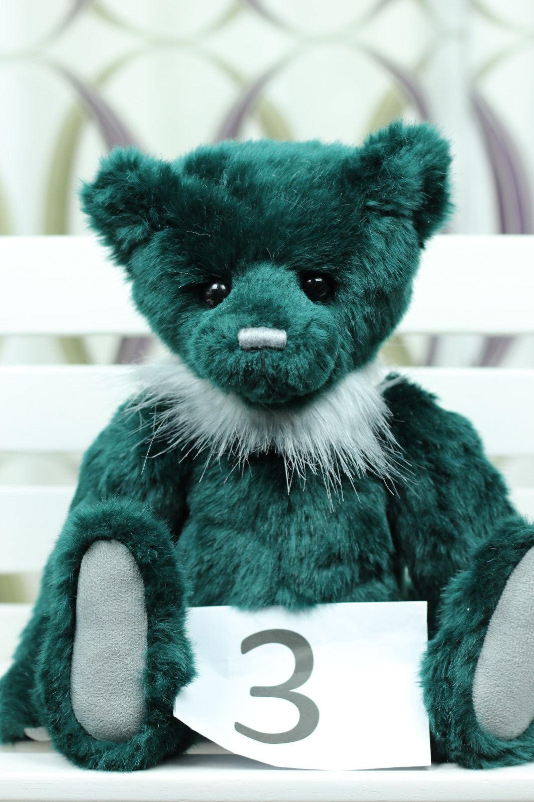 Charlie Bears-IL SIGNOR coccole-NUOVA CON ETICHETTA ETICHETTA ETICHETTA 397829