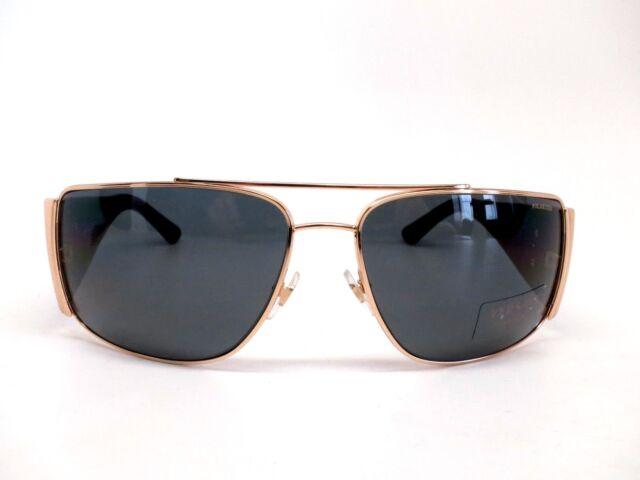 65009e4bc69 Authentic Versace Sunglasses Men Ve 2163 Gold 100281 63mm for sale ...