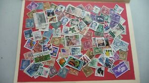 2114-lot-100-timbres-seconds-USA