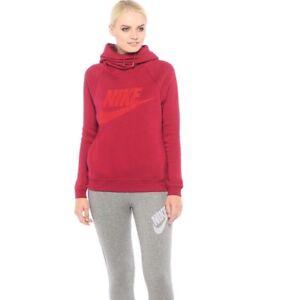 9ea05acd531c La foto se está cargando Nueva-sudadera-con-capucha-Nike-Sportswear-Rally -Embudo-