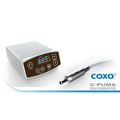 COXO Dental Brushless Electric Micro Motor System With LED Light C PUMA