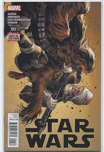 Star-Wars-11-Aaron-Immonen-Ponsor-New-Near-Mint-Marvel-Comics-CBX18
