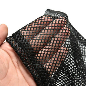Nylon-Mesh-Nets-Bag-Pouch-Golf-Tennis-48-Balls-Carrying-Holder-Storage-Durabl-SH