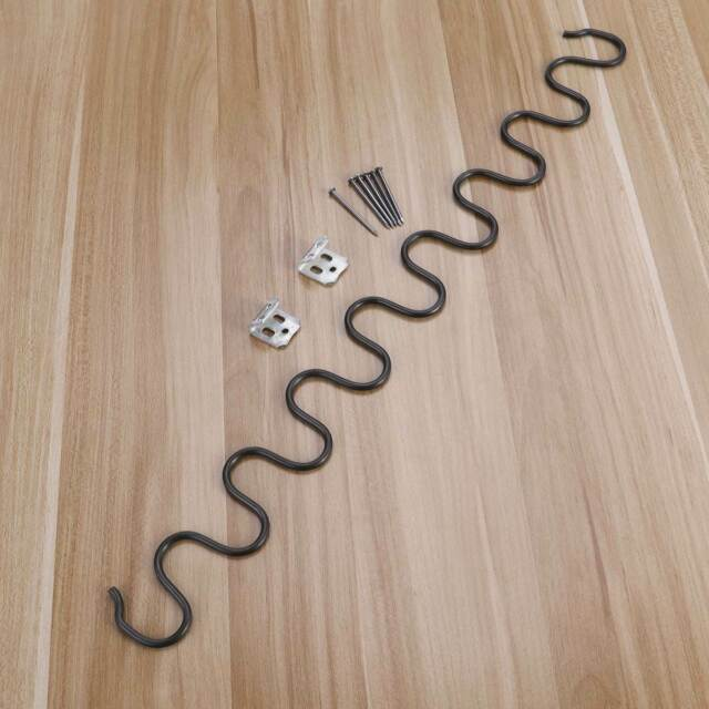 Sofa Spring Repair Kit + Clips Screws Spring Replacement Kit for Seat Chair