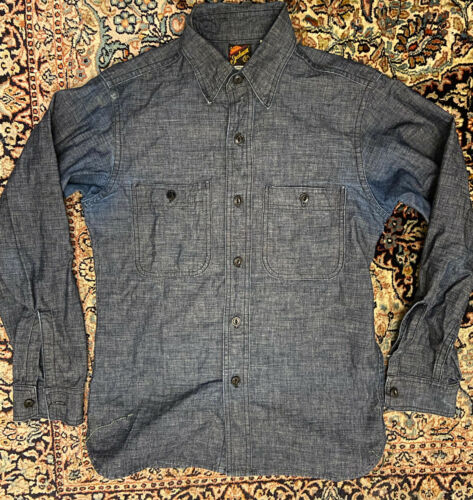Mister Freedom  WORKMAN SHIRT PINCHECK Sportsman S