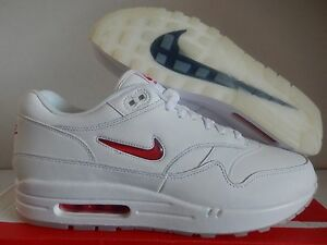 timeless design 14f6b 79b31 Image is loading NIKE-AIR-MAX-1-PREMIUM-SC-JEWEL-RUBY-