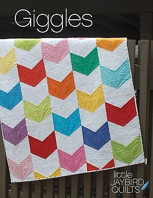 Sprinkles Baby Quilt Pattern ~ Julie Herman ~ uses Jaybird Quilts Sidekick ruler