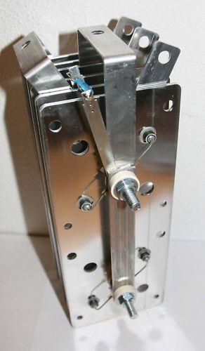Gleichrichter 100x250 mm MIG MAG Schweißgerät 240 A 380 -  400 V 3-phasig