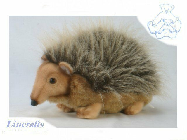Hansa Hedgehog Mamma 3340 Plush Soft Toy Sold by Lincrafts Established 1993