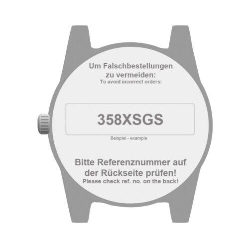 Ersatzglas für Skagen 358XSGS original Uhrglas