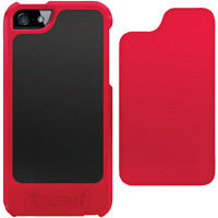 Trident Ap-iph5-redbk Iphone 5/5s Apollo Case (red/black) With Screen Protector