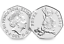 Beatrix-Potter-50P-2016-2017-2018-2019-Puddle-duck-Peter-Rabbit-Cheap-50p-Coins thumbnail 6