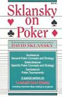 Sklansky on Poker: Including a Special Section on Tournament Play by David Sklansky (Paperback, 1999)