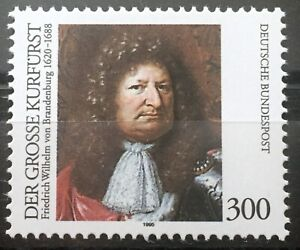 BRD-Bund-Michel-Nr-1781-postfrisch-1995-Grosser-Kurfuerst