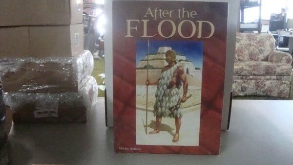 After the Flood Board Game Martin Wallace 2008 Brand New Sealed Limited 1287 KB
