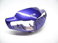 SYM SUPER DUKE 125-rivestimento manubrio-nuovo-Viola ORIG. et: 5320a-h12-001-lj