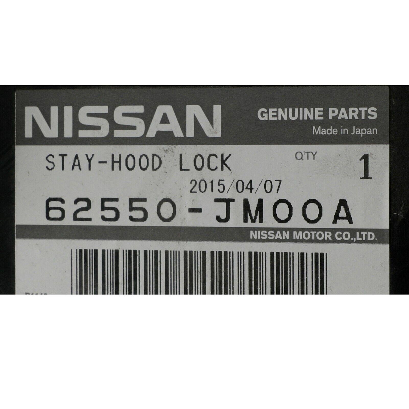 Genuine Hood Lock Support 62550-JM00A